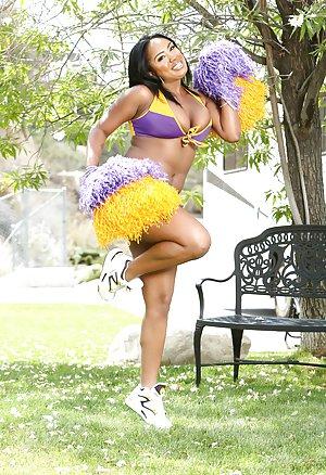 Cheerleader Pussy Pics
